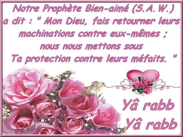 POÈME: Ô toi qui es la fontaine de la munificence d'Allah
