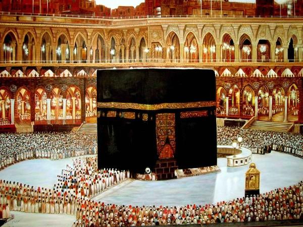 L 39 histoire de la ka ba la mecque for A l interieur de la kaaba