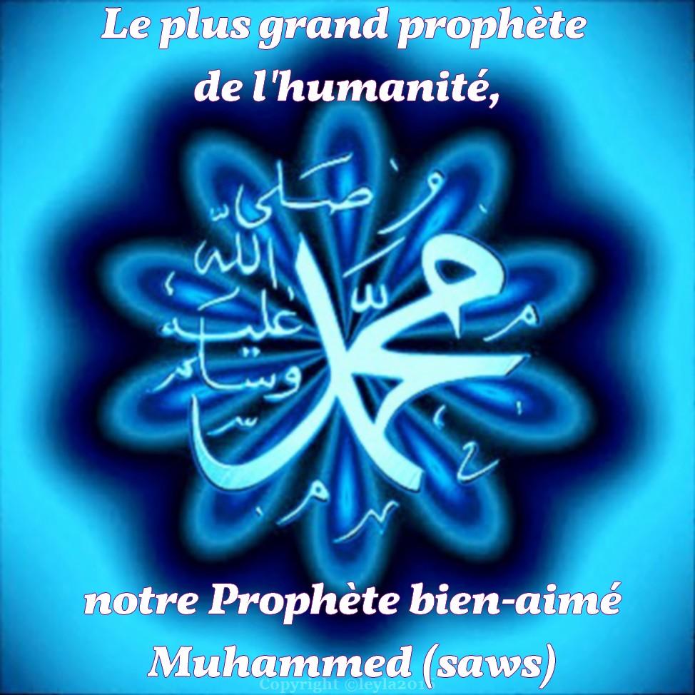 le plus grand proph te de l 39 humanit mohammed saws. Black Bedroom Furniture Sets. Home Design Ideas