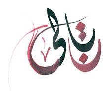 votre pr nom en calligraphie arabe. Black Bedroom Furniture Sets. Home Design Ideas
